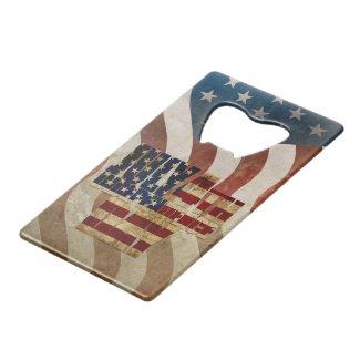 July 4th Independence Day V3.0 2020 Credit Card Bottle Opener
