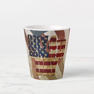 July 4th Independence Day V3.0 2020 Latte Mug