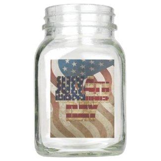 July 4th Independence Day V3.0 2020 Mason Jar