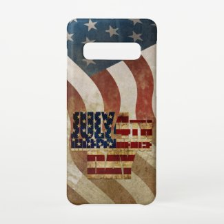 July 4th Independence Day V3.0 2020 Samsung Galaxy S10 Case