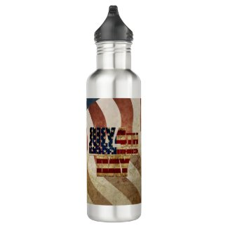July 4th Independence Day V3.0 2020 Stainless Steel Water Bottle