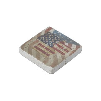 July 4th Independence Day V3.0 2020 Stone Magnet