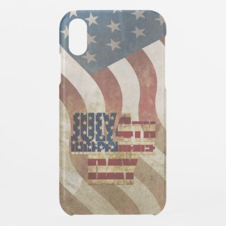July 4th Independence Day V3.0 2020 iPhone XR Case