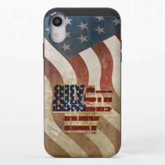 July 4th Independence Day V3.0 2020 iPhone XR Slider Case