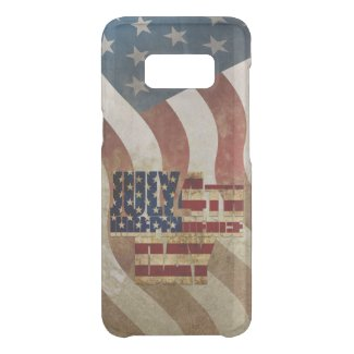 July 4th Independence Day V3.0 2020 Uncommon Samsung Galaxy S8 Case