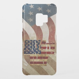 July 4th Independence Day V3.0 2020 Uncommon Samsung Galaxy S9 Case