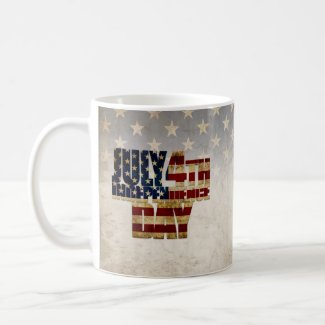 July 4th Independence Day V 2.0 2020 Coffee Mug