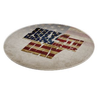 July 4th Independence Day V 2.0 2020 Cutting Board