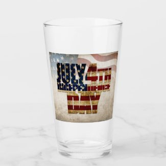 July 4th Independence Day V 2.0 2020 Glass