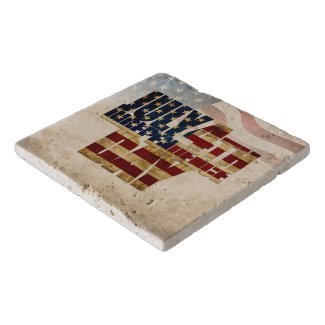 July 4th Independence Day V 2.0 2020 Trivet
