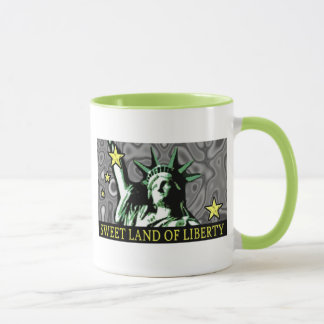 July 4th mug