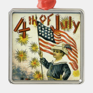 July 4th Ornament