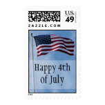 July 4th postage stamps