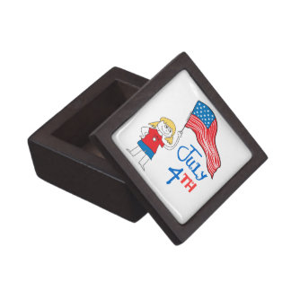 July 4th premium jewelry boxes