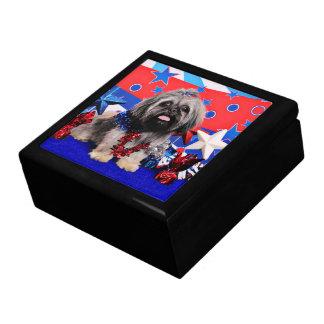 July 4th - Shih Tzu - Stella Gift Box
