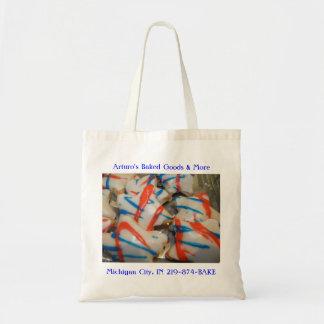 July 4th Star Cookie Tote Bag