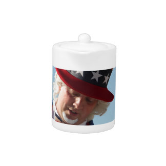 July-4th Teapot