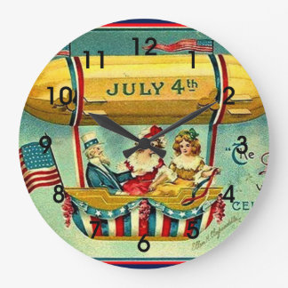 July 4th - The Day We Celebrate Clocks