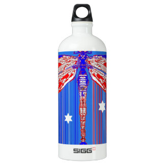 July 4th water bottle