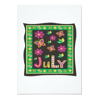 July 5 card