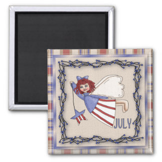 July Angel / Fairy Month Magnet