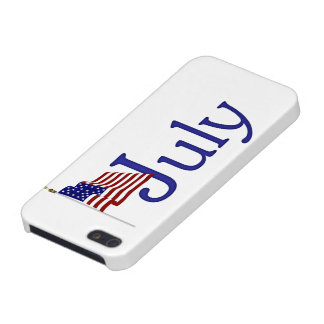 July Birth Month Themed iPhone 5 Case