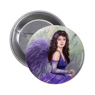 July Fairy by Fantasy artist Lori Karels Button