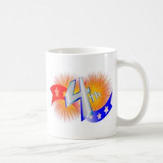 july forth coffee mug