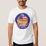 July is National Hot Dog Month Tee Shirt
