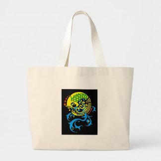 Julzips - Estampado Chaqueta Tote Bag