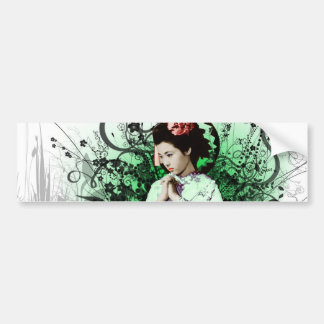 Julzips - Geisha Bumper Stickers