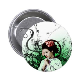 Julzips - Geisha Buttons