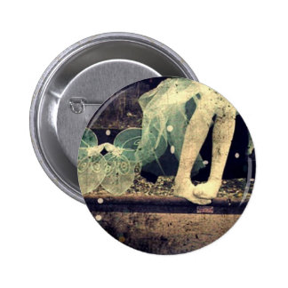 Julzips - Just Waiting For Salvation Pinback Button