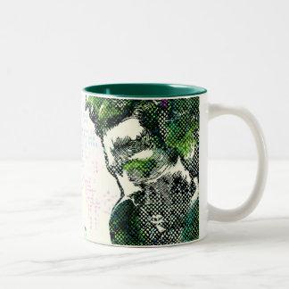 Julzips - Tiempo Coffee Mugs