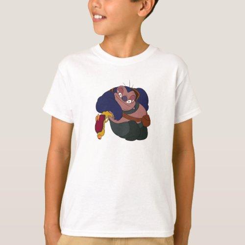 Jumba With a Money Bag Disney T_Shirt