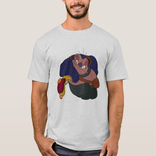Jumba With a Money Bag Disney T-Shirt