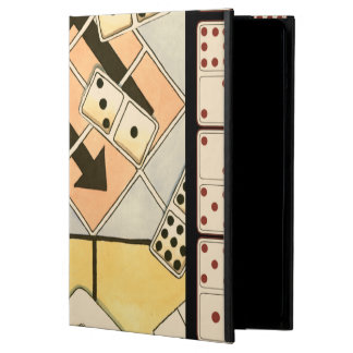 Jumbled Assortment of Games of Chance iPad Air Case