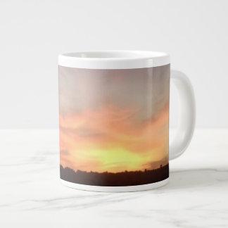Jumbo Amazing Sunset 2 Mug