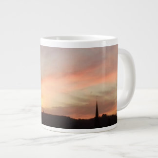 Jumbo Amazing Sunset 3 Mug
