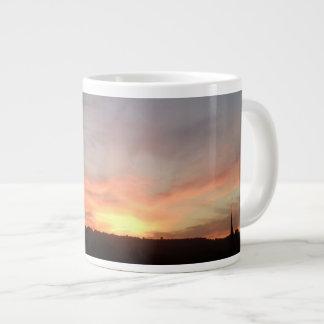Jumbo Amazing Sunset 4 Mug