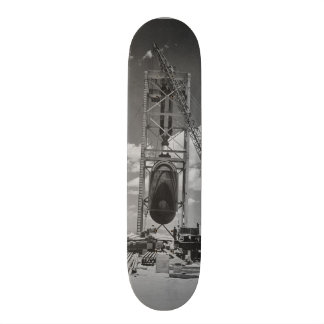 Jumbo Atomic Bomb Positioned for Trinity Test Skateboard Deck