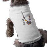 Jumbo Bead Necklace Multicolor   10 Doggie Shirt