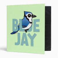 Jumbo Blue Jay Avery Signature Binder 8.5x11