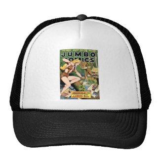 Jumbo Comics Trucker Hat
