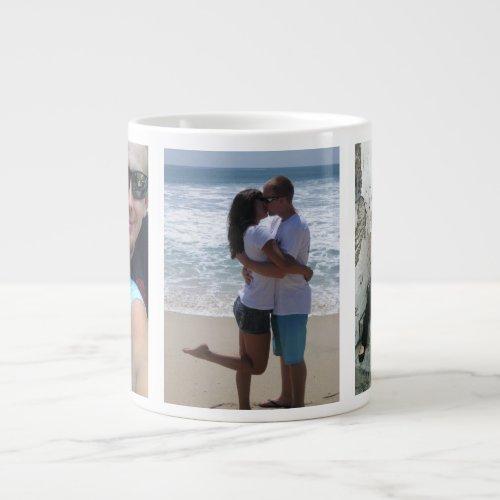 Jumbo Custom Photo Mug Jumbo Mug _ Customized