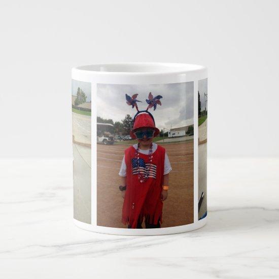 Jumbo Custom Photo Mug Jumbo Mug - Customized