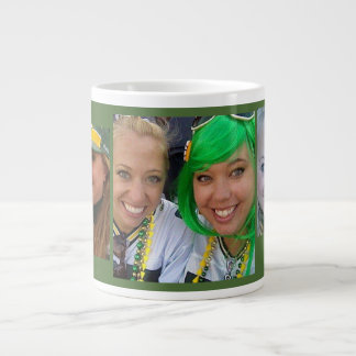 Jumbo Custom Photo Mug Jumbo Mug - Customized 20 Oz Large Ceramic Coffee Mug