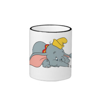 Jumbo de Dumbo Taza De Dos Colores