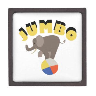 Jumbo Elephant Premium Jewelry Box