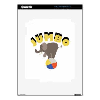 Jumbo Elephant Skins For The iPad 2